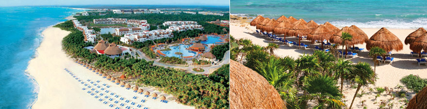 Valentin Imperial Maya Five Star Deluxe All Inclusive